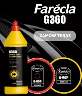Zestaw farecla g360